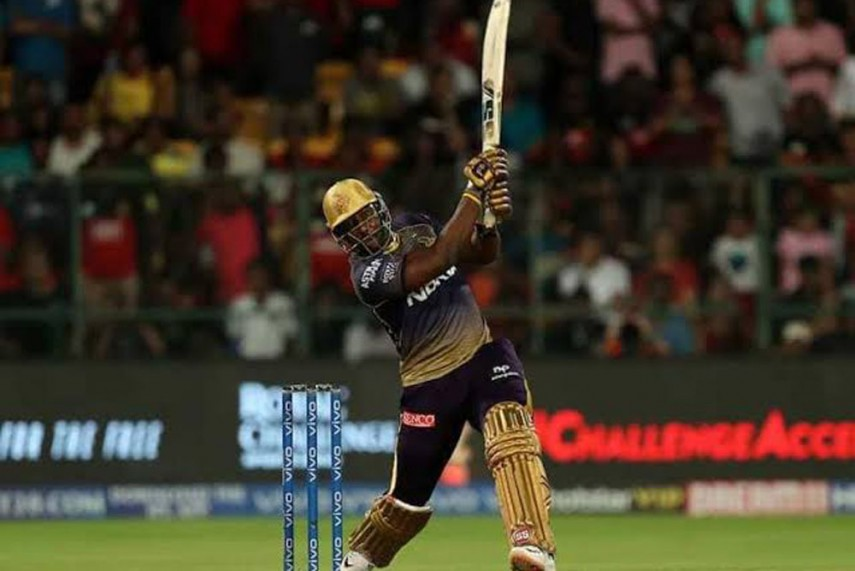 WATCH: Andre Russell smashes huge sixes in the nets, rings warning bell for opponents ahead of IPL 2021