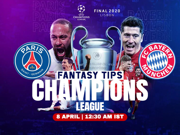Champions League Bayern Munich vs PSG Fantasy Tips