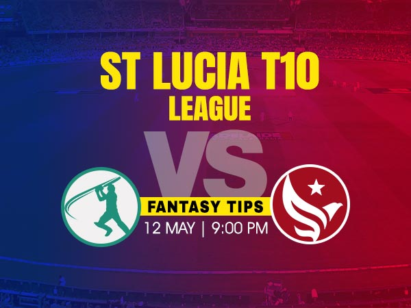St Lucia Blast T10: Central Castries vs Micoud Eagles Fantasy Tips – Key Players, Probable Line-ups & More