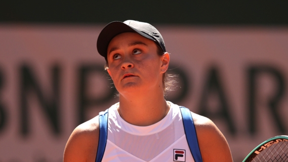 French Open: Barty battles past Pera in three sets